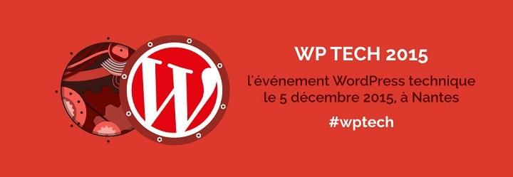 Conférences techniques WordPress pour les passionnés