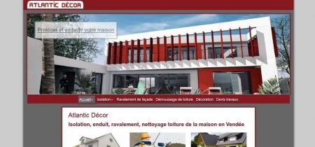 Création site internet La roche sur Yon Vendée par Jean-Claude Samson