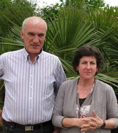Françoise et Marc Ruscart Vendée, Chambre d'hôte La Boisnière Vendée