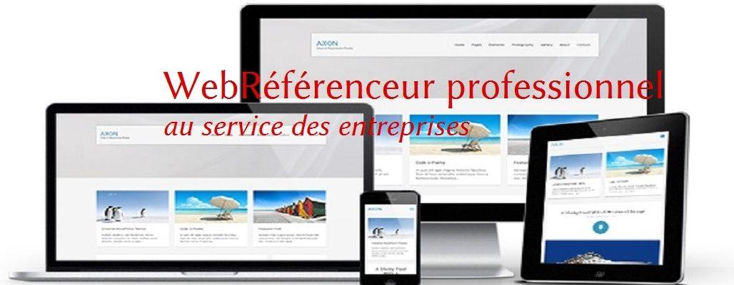 Agence création site internet Vendée avec WebRéférenceur