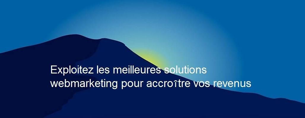 Entrepreneur: exploitez les meilleures solutions webmarketing pour accroître vos revenus
