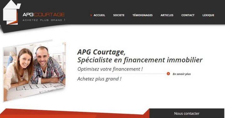 APG Courtier en prêt immobilier à Luçon Vendée