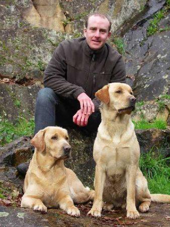 Olivier Samson Educateur canin Vendée Entreprise Chien au Pied