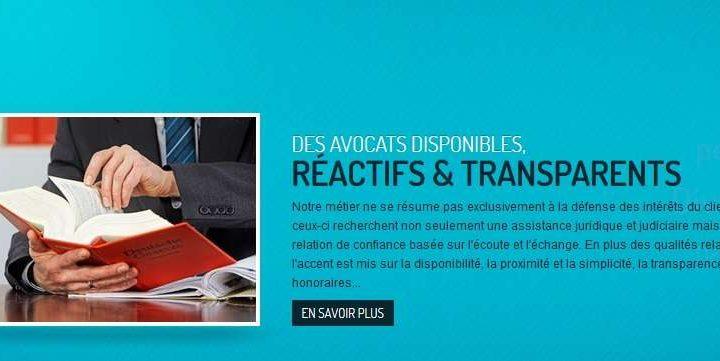 Avocats La Roche sur Yon Vendée Réactifs et transparents